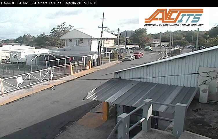 Live Ferry Dock in Fajardo, PR
